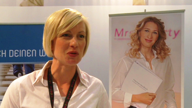 Mrs. Sporty auf der FIBO – Interview mit Romy Petrick Marketingverantwortliche