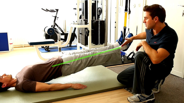 Beinbeuger – TRX Training als Beintraining Workout
